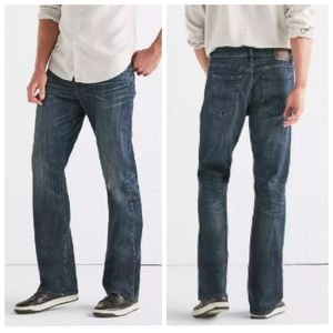 Men's Lucky Brand 181 Relaxed Straight Jeans